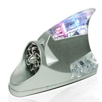 Trang trí xe cá mập động cơ đèn LED