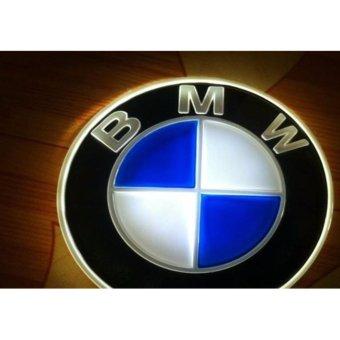 LOGO 4D CÓ ĐÈN LED BMW 8.2