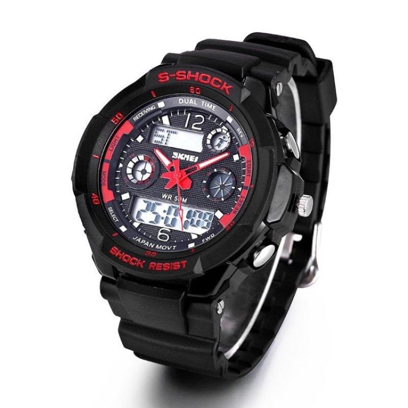 Nơi bán Jo.In Sports Men Digital LED Quartz Wrist Watch - intl