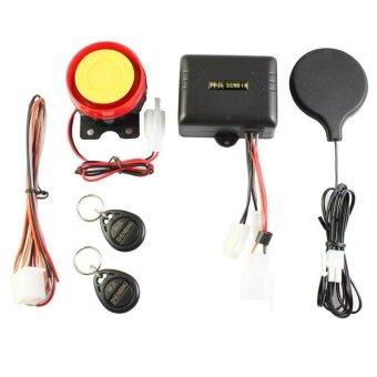 Khóa chống trộm xe máy cảm biến thông minh Key02