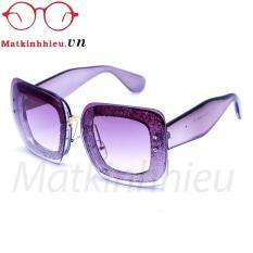 Giá Kính mát nữ MKH 7214B (Đen trơn)  Mat Kinh Hieu (Tp.HCM)