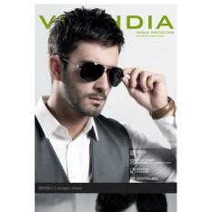Cửa hàng bán Kính mát phân cực thời trang nam VEITHDIA 1306 ( Gọng Đen )