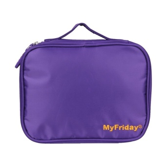 KUNPENG Portable Cosmetic Bag Can Hold A Wet Towel Wash Bag(Purple) - intl - 8615633 , OE680OTAA9A8FWVNAMZ-18411102 , 224_OE680OTAA9A8FWVNAMZ-18411102 , 887000 , KUNPENG-Portable-Cosmetic-Bag-Can-Hold-A-Wet-Towel-Wash-BagPurple-intl-224_OE680OTAA9A8FWVNAMZ-18411102 , lazada.vn , KUNPENG Portable Cosmetic Bag Can Hold A Wet To