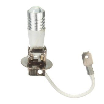 LED Car Fog Bulb Light Lamp 12V (Ice Blue) - intl