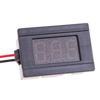 LED Voltmeter Digital Volt Meter Automobile Motorcycle Red(Intl)
