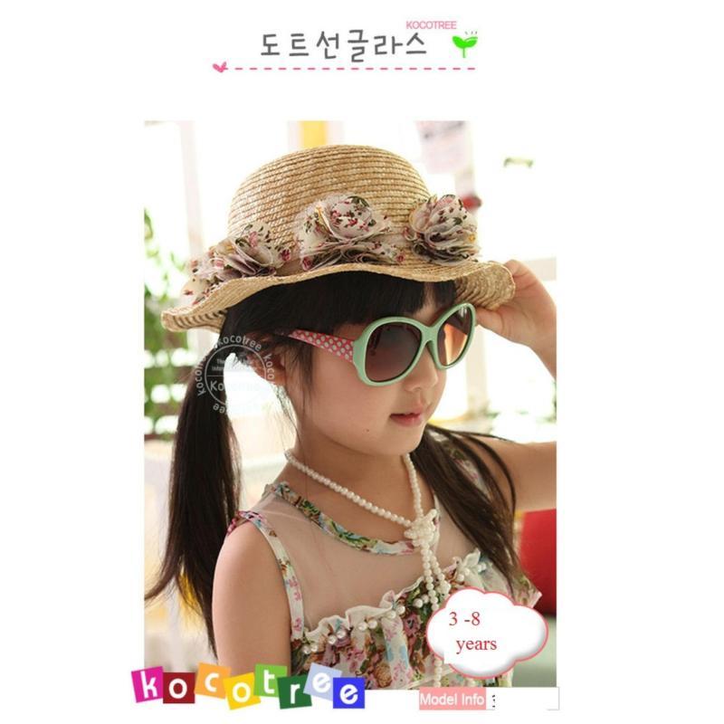 Mua Mắt kính kokotree Hàn Quốc cho bé từ 3 -9 tuổi (Xanh lá cây)