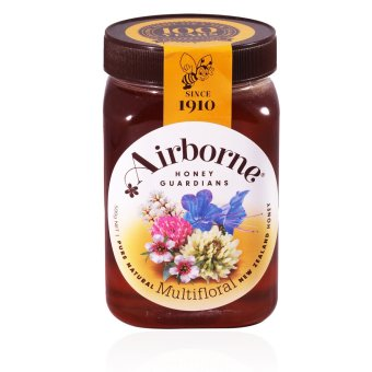 Mật ong Airborne Multifloral 500g