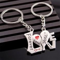 Giá Niêm Yết Móc chìa khóa đôi tặng valentine, móc khoá tình yêu giá rẻ – Moc khoa cap I Love You MK12 – Mua sắm Online dễ dàng tại Lazada