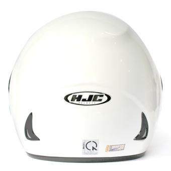 Mũ bảo hiểm trùm đầu HJC VO10 (Trắng) - 3