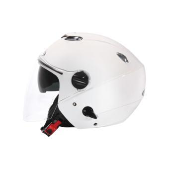Mũ bảo hiểm Zeus ZS-202FB trắng
