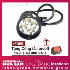 Mua đèn led L4 + Tặng công tắc