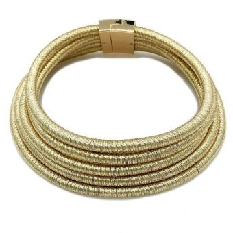 New Arrival Fashion Design Collar Choker Necklaces For Women Statement Jewelry Maxi Necklaces - intl - 8614275 , OE680OTAA97VTGVNAMZ-18266038 , 224_OE680OTAA97VTGVNAMZ-18266038 , 399800 , New-Arrival-Fashion-Design-Collar-Choker-Necklaces-For-Women-Statement-Jewelry-Maxi-Necklaces-intl-224_OE680OTAA97VTGVNAMZ-18266038 , lazada.vn , New Arrival Fashion