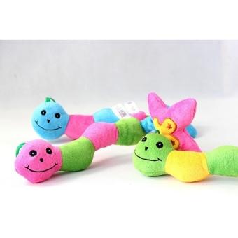 New Dog Pet Toys Ladybug Plush Sound Squeaker Squeaky FunnyChewToys- intl - 8595750 , OE680OTAA7TJCOVNAMZ-14799813 , 224_OE680OTAA7TJCOVNAMZ-14799813 , 652680 , New-Dog-Pet-Toys-Ladybug-Plush-Sound-Squeaker-Squeaky-FunnyChewToys-intl-224_OE680OTAA7TJCOVNAMZ-14799813 , lazada.vn , New Dog Pet Toys Ladybug Plush Sound Squeaker
