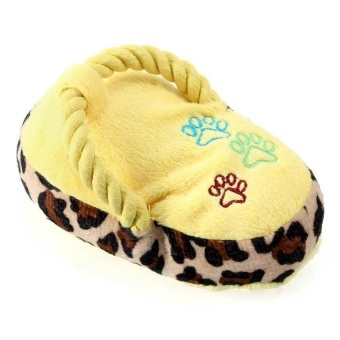 New One Dog Toy Pet Puppy Chew Play Squeaky SqueakerSoundPlushSlipper Shape Yellow - intl - 8602968 , OE680OTAA887XNVNAMZ-15819624 , 224_OE680OTAA887XNVNAMZ-15819624 , 546840 , New-One-Dog-Toy-Pet-Puppy-Chew-Play-Squeaky-SqueakerSoundPlushSlipper-Shape-Yellow-intl-224_OE680OTAA887XNVNAMZ-15819624 , lazada.vn , New One Dog Toy Pet Puppy Chew