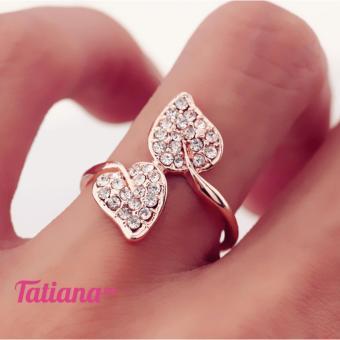 Nhẫn Hàn Quốc Heart Leaf - Tatiana - N2326 - 8770738 , TA811OTAA3F3ILVNAMZ-6020767 , 224_TA811OTAA3F3ILVNAMZ-6020767 , 100300 , Nhan-Han-Quoc-Heart-Leaf-Tatiana-N2326-224_TA811OTAA3F3ILVNAMZ-6020767 , lazada.vn , Nhẫn Hàn Quốc Heart Leaf - Tatiana - N2326