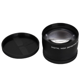 Nơi Bán niceEshop High Speed Telephoto Lens for AF-S DX Nikkor 18-55mm AF-S 55-200mm Nikon(Black)   niceE shop