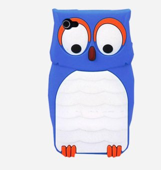 Bảng Giá niceEshop Silicone Owl Design Soft Case for iPhone 4/4S (Multicolor) – Intl   niceE shop