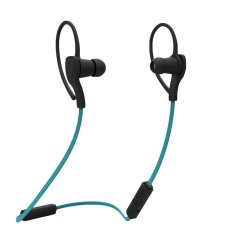 Giá Sốc niceEshop Wireless Bluetooth 4.1 Stereo Earphone Headphone with Mic (Blue) – Intl   niceE shop