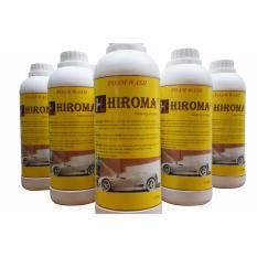 Nước rửa xe bọt tuyết HIROMA đậm đặc, bảo vệ sơn xe toàn diện, tạo độ bóng cho xe sau khi rửa