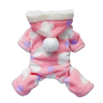 ooplm Cute Cozy Coral Fleece Sweetie Lovely Heart Dog CoatHoodiePet Clothes (Pink) - intl - 8578269 , OE680OTAA5EL13VNAMZ-9930284 , 224_OE680OTAA5EL13VNAMZ-9930284 , 769500 , ooplm-Cute-Cozy-Coral-Fleece-Sweetie-Lovely-Heart-Dog-CoatHoodiePet-Clothes-Pink-intl-224_OE680OTAA5EL13VNAMZ-9930284 , lazada.vn , ooplm Cute Cozy Coral Fleece Sweeti