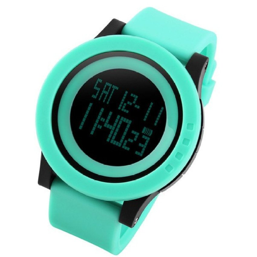 ... SKMEI Watch Men Military Sports Watches Fashion SiliconeWaterproofLED Digital Watch For Men Clock digital-watch ...