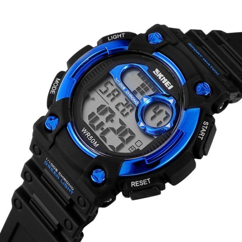 Nơi bán Sports Men Digital LED Quartz Wrist Watch(Not Specified)(OVERSEAS) - intl