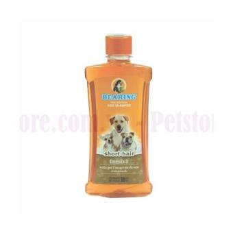 Sữa tắm diệt ve rận Bearing cho chó lông ngắn 300ml