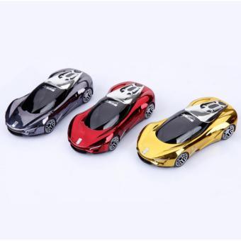 Thiết bị cảnh báo tốc độ,Định vị gps ô tô mô hình xe Ferrari Cao cấp (Vàng)