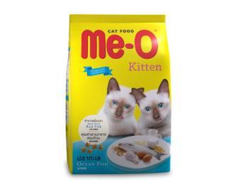 Thức Ăn Cho Mèo Con Me-O Kitten 400gr