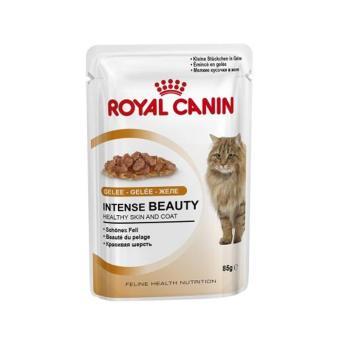 Thức ăn cho mèo Pate Royal Canin intense beauty(12 gói)