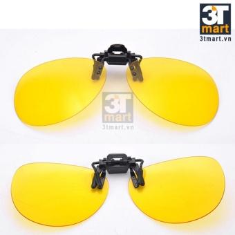 Tròng kính mát kẹp chống lóa đèn xe ban đêm cho người cận 3TmartOV01V (Vàng) - 8559699 , OE680OTAA1LR0ZVNAMZ-2634661 , 224_OE680OTAA1LR0ZVNAMZ-2634661 , 232700 , Trong-kinh-mat-kep-chong-loa-den-xe-ban-dem-cho-nguoi-can-3TmartOV01V-Vang-224_OE680OTAA1LR0ZVNAMZ-2634661 , lazada.vn , Tròng kính mát kẹp chống lóa đèn xe ban đêm ch