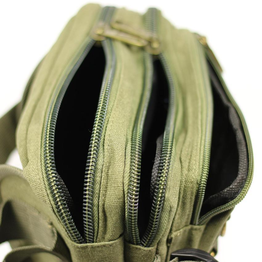 Túi đeo bụng đa năng (Xanh Rêu)