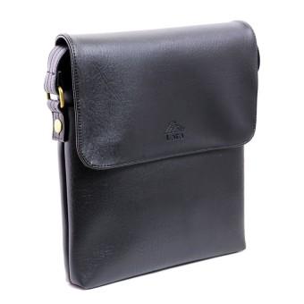 Túi đeo chéo LATA IP00 (Da đen)