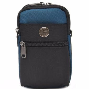 Túi đeo đai quần thắt lưng có móc khóa + Tặng dây Đeo chéo đa năng H142