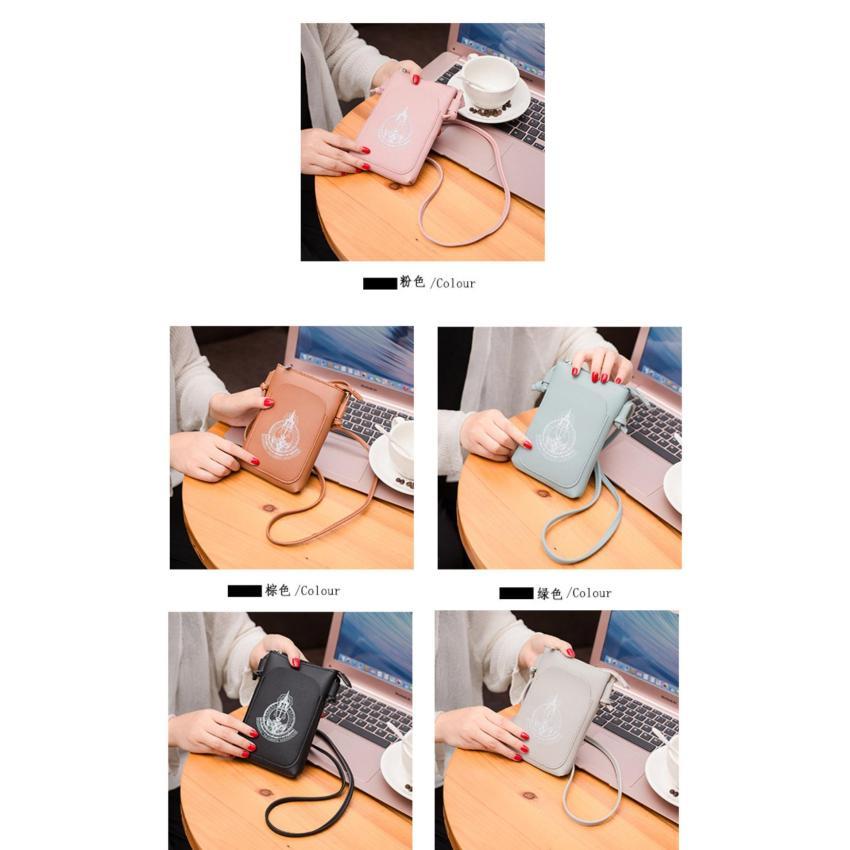 Túi đeo đựng điện thoại phong cách Hàn Quốc HQ03 cực xinh
