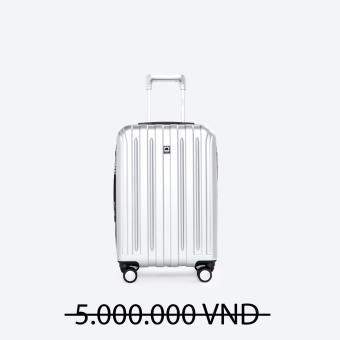 Vali Delsey 2073800-11 Vavin 59Cm 4W Exp Tr - Size Cabin - Silver - 8114189 , DE120OTAA816AHVNAMZ-15362402 , 224_DE120OTAA816AHVNAMZ-15362402 , 1490000 , Vali-Delsey-2073800-11-Vavin-59Cm-4W-Exp-Tr-Size-Cabin-Silver-224_DE120OTAA816AHVNAMZ-15362402 , lazada.vn , Vali Delsey 2073800-11 Vavin 59Cm 4W Exp Tr - Size Cabin - S