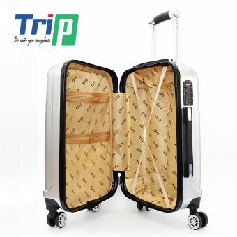 Vali Trip PC022A Size 60cm (Bạc) - 5