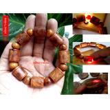 Hình ảnh Vòng tay trúc gỗ nu Huyết Rồng 14 li - Phong thủy danh tiếng và quyền lực biến những ước mơ thành hiện thực+ Tặng vòng thạch anh tỳ hưu