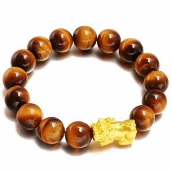 Vòng tay(lắc tay) Opal Vàng Tự Nhiên Charm Tỳ Hưu TPO 2203