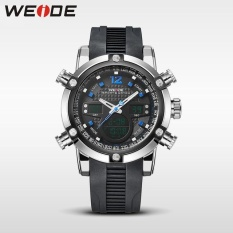 Thông tin Sp WEIDE WH 30 Meters Water Resistant LCD Quartz Stopwatch Running Sports Watches for Men Blue – intl   Nest9