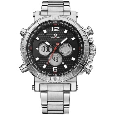 Bảng Giá WEIDE WH6305 Outdoor Sports Waterproof Men's Stainless Steel Strap Watches – intl   NanXiangZi