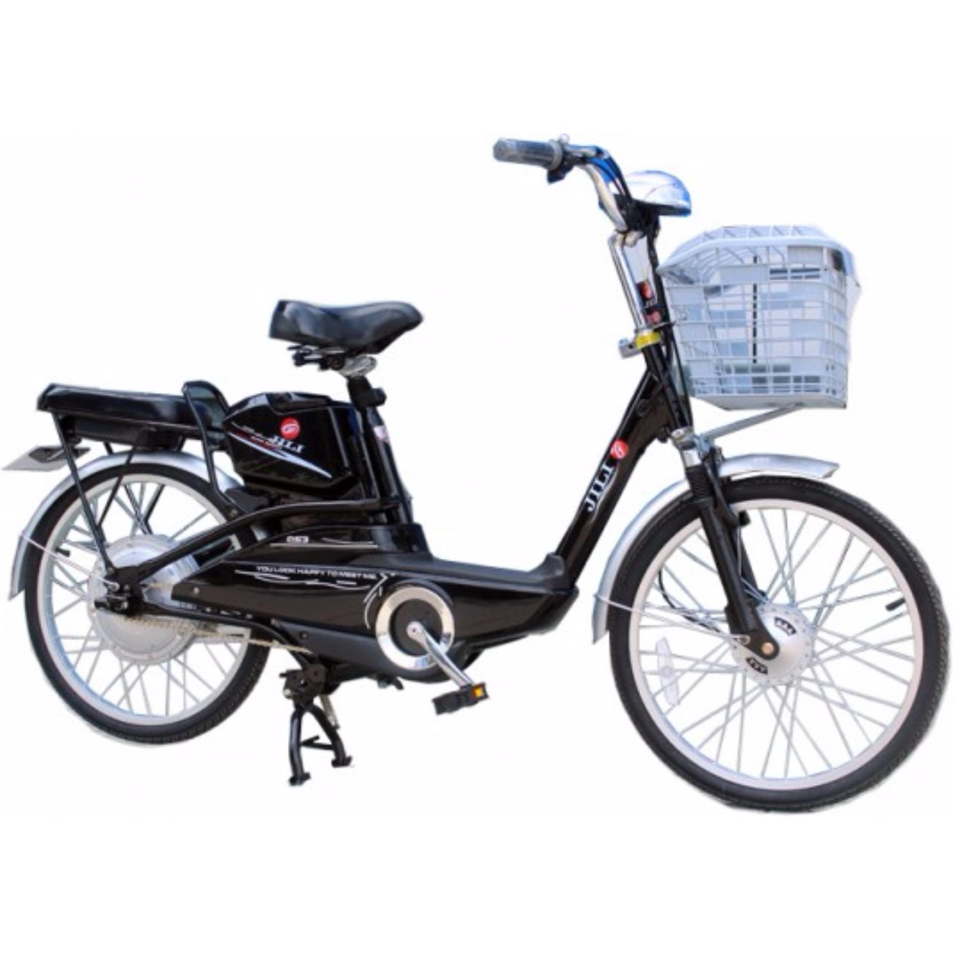 xe đạp điện nhập khẩu jili