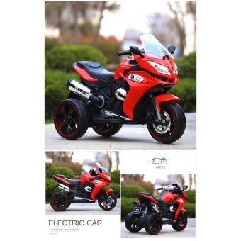 Xe máy điện trẻ em R1200 GS (Đỏ)