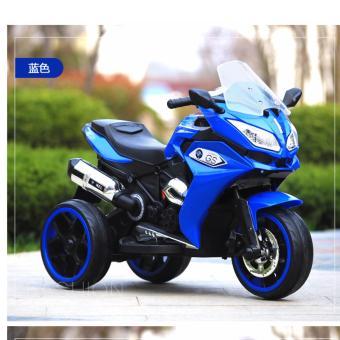Xe máy điện trẻ em R1200 GS  (xanh)