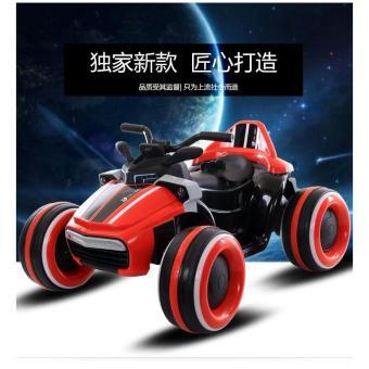 Xe Máy Điện Trẻ em SMT-918 ( tặng ô tô biến hình tự động )
