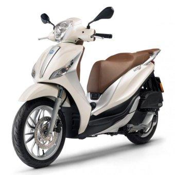Xe tay ga Piaggio Medley ABS 125 (Trắng) - Tặng thảm lót sàn + Miễn phí tiền công bảo dưỡng trong th...
