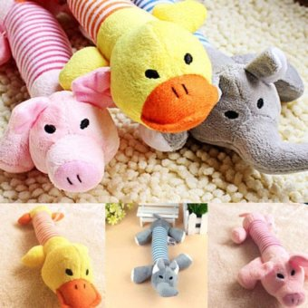 XKP Pet Puppy Chew Squeaker Squeaky Plush Sound Pig Elephant Duck Fordog Sound Toys - intl - 8586854 , OE680OTAA6ZKMTVNAMZ-12824009 , 224_OE680OTAA6ZKMTVNAMZ-12824009 , 376000 , XKP-Pet-Puppy-Chew-Squeaker-Squeaky-Plush-Sound-Pig-Elephant-Duck-Fordog-Sound-Toys-intl-224_OE680OTAA6ZKMTVNAMZ-12824009 , lazada.vn , XKP Pet Puppy Chew Squeaker S