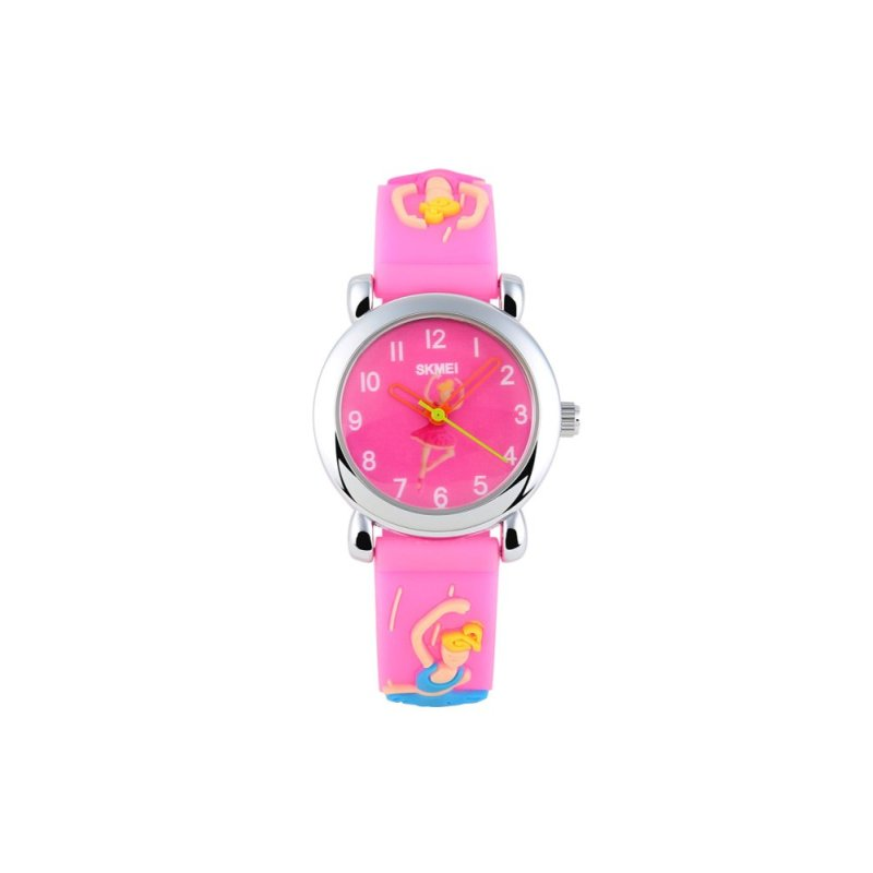 ZUNCLE SKMEI Fashion Child Students Digital Watch (Pink) - intl bán chạy