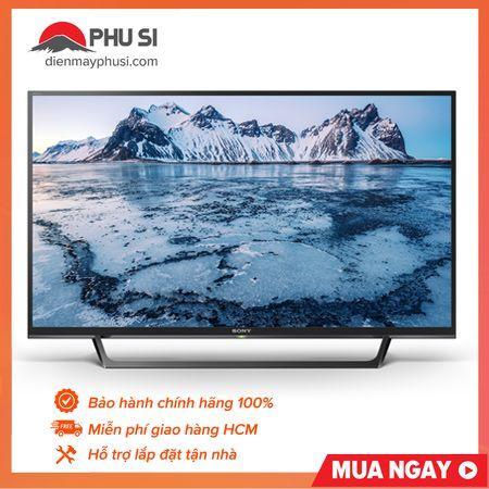 [Trả góp 0%]Internet tivi Sony 40 inch KDL-40W660E - 40W660E được thiết kế để hòa hợp với bất kỳ không gian nội thất nào