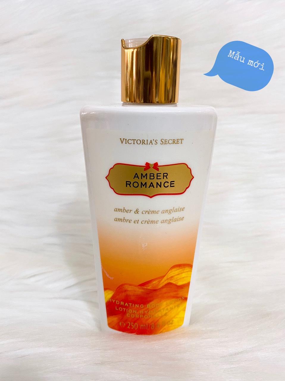 Sữa dưỡng thể VICTORIA'S SECRET - Amber Romance Hydrating Body Lotion 250ml